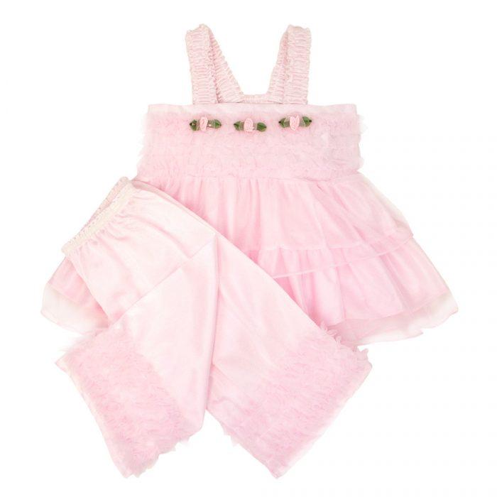 Pink Bo Peep Style Pajama