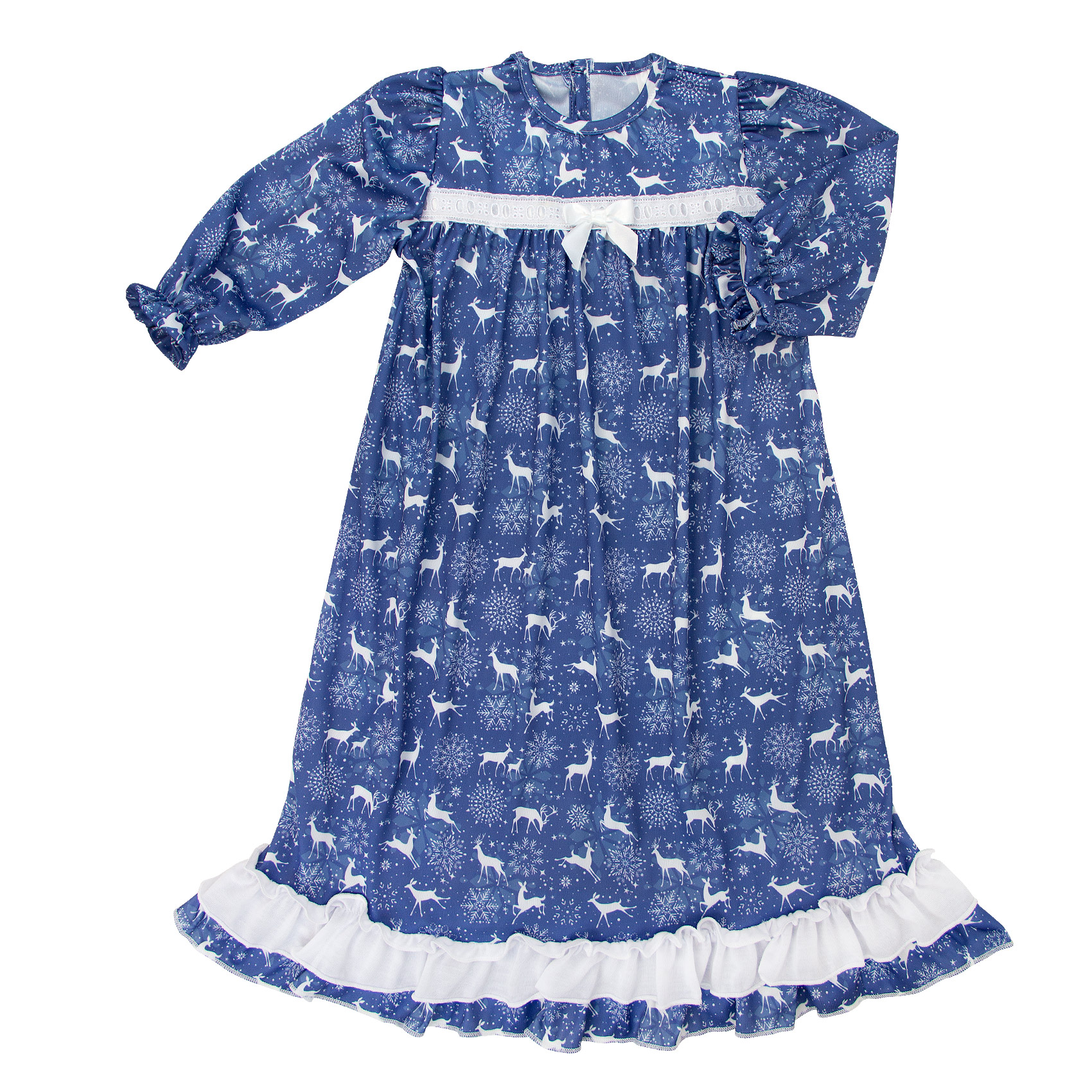 Reindeer Gown